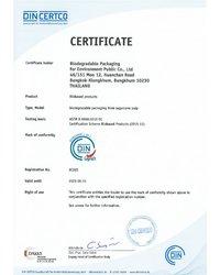 Certyfikat DIN CERTICO - zdjęcie