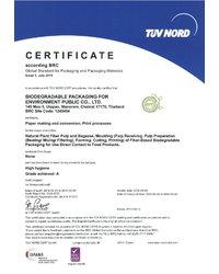 Certyfikat TUV - zdjęcie