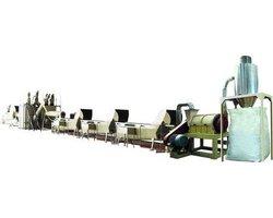 Myjnia do odpadów PET 400-500 kg/h - zdjęcie