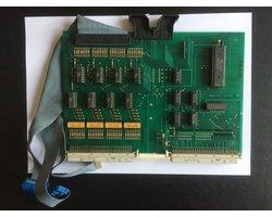 Karta panelu sterowania wtryskarka Arburg, typ: 170 CMD 305 ECO C/V DIALOGICA, ARB 256 B / SN 49884 / 12 - zdjęcie