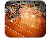Żywica do materiałów drewnopochodnych - Podłogi - zdjęcie