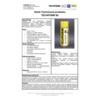 Karta Techniczna produktu TECHFORM Sil - zdjęcie