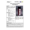 Karta Techniczna produktu TECHFORM PS1 - zdjęcie