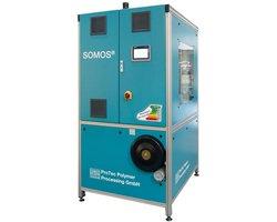 Suszarki modułowe z karuzelowym sitem molekularnym SOMOS D 200/300/400/500 - zdjęcie