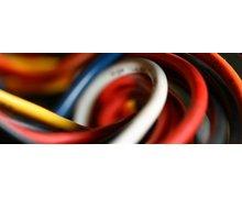 Kable, wykładziny, tkaniny powlekane - zdjęcie