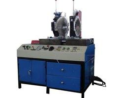 Zgrzewarki warsztatowe wielokątowe do produkcji kształtek HRGH-315/90 - zdjęcie