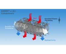 Włóknina dystansowa Airknit - zdjęcie