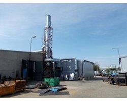 Kabiny lakiernicze dla przemysłu metalowego - zdjęcie