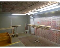 Ściana lakiernicza INTECH 08II - zdjęcie