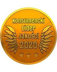 Konsumencki Lider Jakości 2020 - zdjęcie