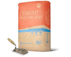 Cement budowlany CEM II/B-M (V-LL) 32,5 R - zdjęcie