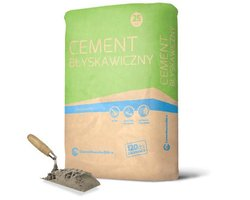 Cement błyskawiczny CEM I 42,5 R - zdjęcie