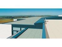 Dachy płaskie - zdjęcie