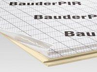Płyta do termoizolacji łączonej BauderPIR AZS - zdjęcie