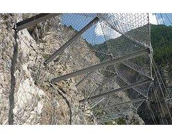Ochrona przed obrywami skalnymi - zdjęcie