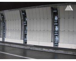 Zabezpieczenie prętów mocujących ABOXX - zdjęcie