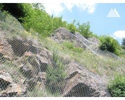 Kurtyny skalne - zdjęcie