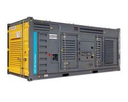 Kontenerowe przewoźne generatory prądu serii QAC lub QEC do pracy ciągłej - zdjęcie