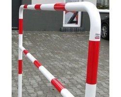 Barierka drogowa - zdjęcie