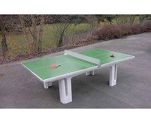 Stół rekreacyjny betonowy stół do gry w tenisa ping ponga - zdjęcie