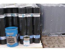 Papy termozgrzewalne podkładowe VEDATECT PYE PV 200 S5T - zdjęcie