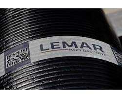 Papy termozgrzewalne nawierzchniowe LEMBIT SUPER W-PYE230 S52 SBS - zdjęcie