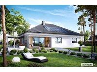 Projekty domów energooszczędnych - zdjęcie