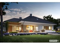 Projekty domów parterowych - zdjęcie
