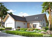 Projekty domów z poddaszem do adaptacji - zdjęcie