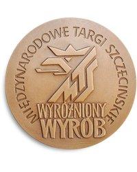 Medal Międzynarodowych Targów Szczecińskich BUDGRYF - zdjęcie