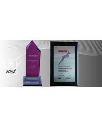 Nagrody i wyróżnienia 2008 - zdjęcie