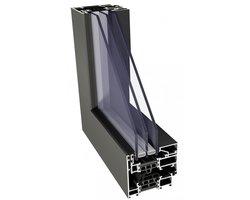 Systemy okienno-drzwiowe Superial ukryte skrzydło - zdjęcie