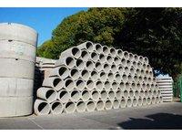 Rura betonowa - zdjęcie