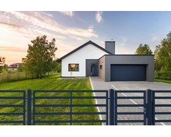 Home Inclusive 2.0 - bramy, drzwi i ogrodzenia w jednym designie - zdjęcie