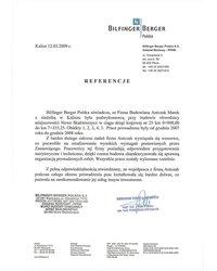 Bilfinger Berger Polska - Referencje - zdjęcie