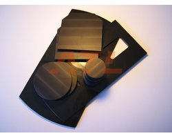 Zestaw ślizgów do koparko - ładowarki Terex / Fermec - zdjęcie