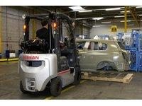 Wózek widłowy czołowy NISSAN serii DX (1,5-3,2 tony) - zdjęcie