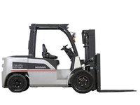 Wózek widłowy czołowy NISSAN serii GX (3,5-5 ton) - zdjęcie