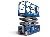 Nożycowe platformy robocze GENIE Diesel Scissor Lifts - zdjęcie