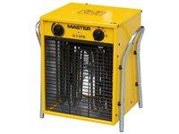Nagrzewnice elektryczne MASTER B 9 EPB - zdjęcie