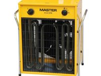 Nagrzewnice elektryczne MASTER B 22 EPB - zdjęcie