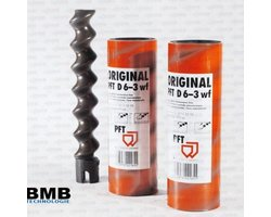 Pompy ślimakowe 2 X STATOR PFT D6-3 WF - zdjęcie