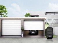 Bramy garażowe sekcyjne BaseMatic - zdjęcie
