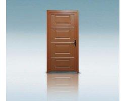Drzwi garażowe o konstrukcji aluminiowej g60 Classic - zdjęcie