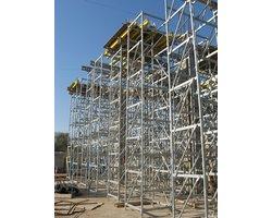 System wież szalunkowych S10 - zdjęcie