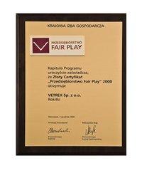 Przedsiębiorstwo Fair Play (2008) - zdjęcie