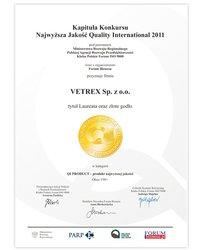 Najwyższa Jakość Quality International (2011) - zdjęcie