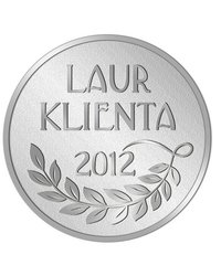 Srebrny Laur Klienta (2012) - zdjęcie