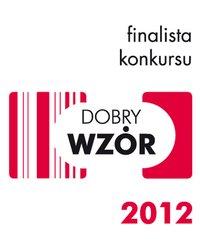 Dobry wzór 2012 - Finalista konkursu - zdjęcie