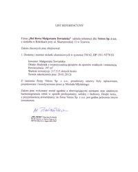Referencje - Hel Rewa (2012) - zdjęcie